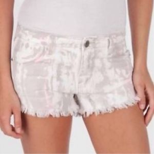 NWT Free People Icing Wash Shorts